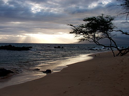 Maui-Beach-Sunset-Fine-Art-Photo-Hawaii