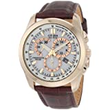 Citizen Men's AT1183-07A Chronograph Eco Drive Watch