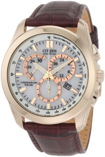 Citizen Mens AT1183-07A Chronograph Eco Drive Watch