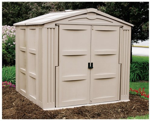 Lifetime sheds suncast 7 39 9 3 4 x 7 39 10 3 4 storage for Garden shed 4 x 3