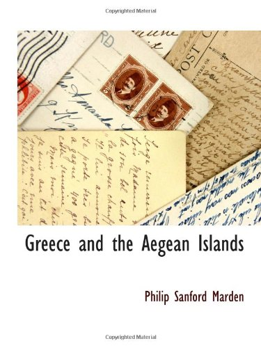 Greece and the Aegean Islands