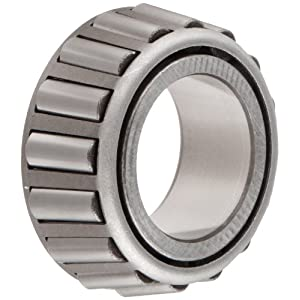 Bore Tolerances For Bearings http://www.amazon.com/Timken-Tapered-Standard-Tolerance-Straight/dp/B00460DAFM