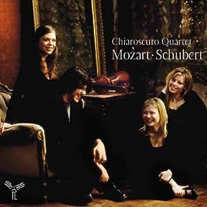 Mozart: String Quartet No. 19 'Les Dissonances' K 465; Schubert: Quartet No. 13 'Rosamunde'