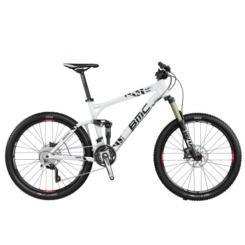 Mountain Bikes: BMC trailfox TF03 MTB Full Suspension Bike Gentlemen ...