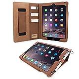 """""""Eigenschaften:  Das Snugg Case ist schmal, formschön und passgenau auf das Apple iPad Air mit Retina Display zugeschnitten. Eine fein gestochene Naht an den Ecken rundet das Design ab. Die Tasche besteht aus strapazierfähigem Lederimitat, welches ab..."""