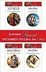 Harlequin Presents December 2015 - Bo...