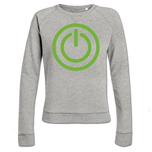 sudadera-de-mujer-power-on-computer-button-by-shirtcity