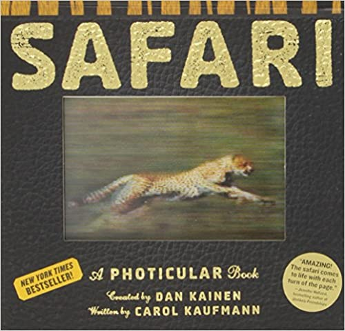 Safari: A Photicular Book