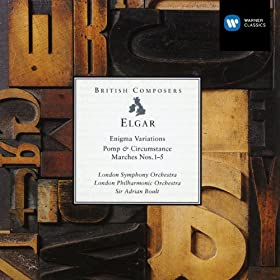 Variations on an Original Theme, Op.36 'Enigma': II. H.D.S-P. (Hew David Steuart-Powell)