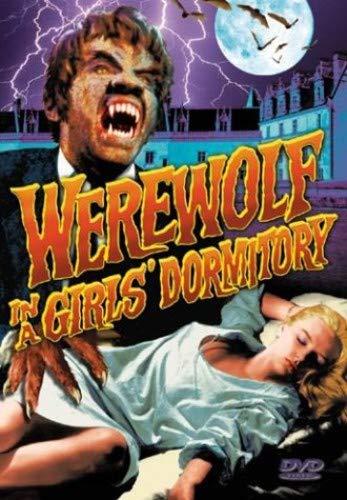 DVD : Werewolf In A Girl's Dormitory