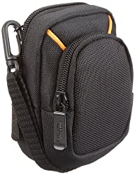 AmazonBasics Medium Point and Shoot Camera Case (Black)