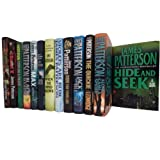 James Patterson 13 books Collection Set. Collection Set RRP 99.99.! (Maximum ride, Black Market, Step On a Crack , Daniel X, Jack And Jill, Run for your Life, Voilets are blue, when the wind blows, London Bridge, Along came a spider, Hide and Seek, The Quickie, Daniel X: Demons and Druids)