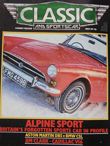 classic-sportscar-magazine-03-1985-aston-martin-dbs-bmw-csl-sunbeam-lotus