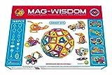マグウィズダム 168ピースセット magwisdom 知育玩具 【マグフォーマー、マグスペース】