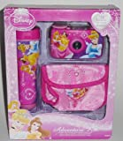 Disney Princess Adventure Kit (Camera, Flashlight, Camera Case)