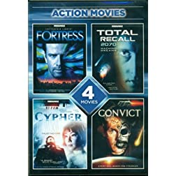 4-Movie Action Pack 1