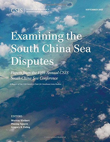 Epub⋙ Examining The South China Sea Disputes Papers From