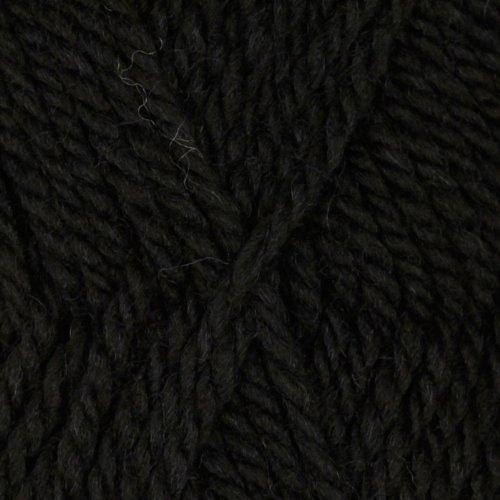 Patons Classic Wool Yarn (00226) Black