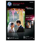 HP CR674A Papier photo premium plus A4 Brillantpar Hewlett-Packard