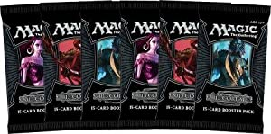 6 (Six) Packs of Magic the Gathering - MTG: 2013 Core Set Booster Pack Lot (6 Packs)