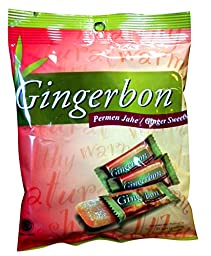 Agel Gingerbon Candy, 4.96 Ounce (Pack of 20)