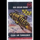 Ian Gillan Band: Clear Air Turbulence Cassette VG++ USA Metal Blade SEALED