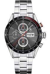 Tag Heuer Carrera Monaco Automatic Chronograph Steel Mens Watch CV2A1M.BA0796