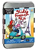 Kid's French Magnetic Poetry Kit