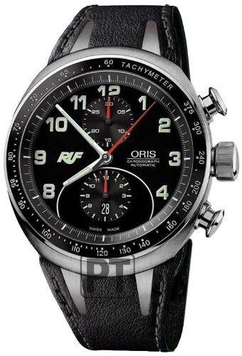 Oris TT3 RUF CTR3 Chronograph Limited Edition Mens Automatic Watch 673-7611-7084LS
