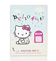 Hello Kitty Notecard Writing Set