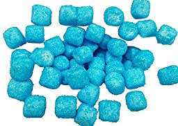 Sugared MINI Marshmallows Blue 2 Pounds 760 Pieces