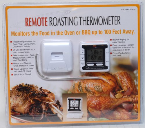 Maverick Remote Roasting Thermometer