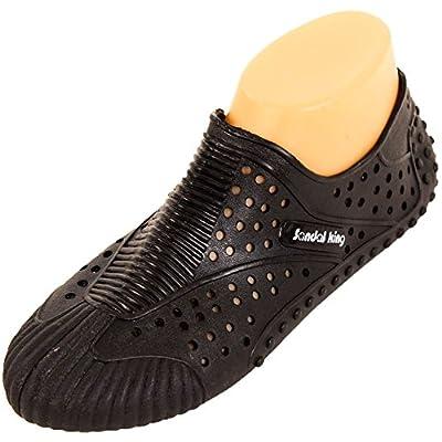 Sandal King Women's Jelly Slip On Sport Shoe
