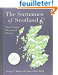 Surnames of Scotland: Their Origin, M...