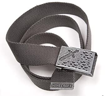 Minecraft Ironsword Belt L/XL, Charcoal