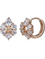 Sia Art Jewellery Clip On Earrings For Women (Golden) (AZ3481)