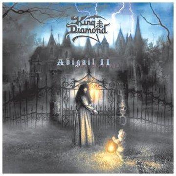 Abigail II: The Revenge by King Diamond (2002) Audio CD