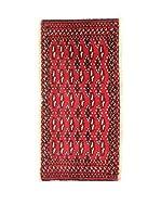 Eden Carpets Alfombra Yamut Rojo 100 x 50 cm