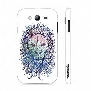 Samsung Galaxy Core Prime Leonid designer mobile hard shell case by Enthopia