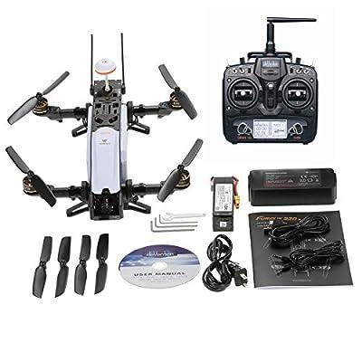 Walkera Furious 320(GPS1)800TVL Camera Racing Drone FPV with Goggle4 FPV Glasses DEVO 10 FPV RTF OSD GPS Transmitter RC Quadcopter by walkera