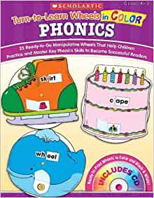 Scholastic Phonics Ready Readers Books Cassettes 49-60 and 61-72 Boxed Sets