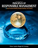 img - for Principles of Responsible Management: Glocal Sustainability, Responsibility, and Ethics book / textbook / text book