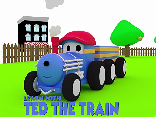 Learn with Ted The Train - Season 1