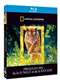 echange, troc National Geographic - Prédateurs de la jungle et de la savane [Blu-ray]