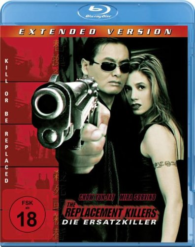 The Replacement Killers - Die Ersatzkiller [Blu-ray]