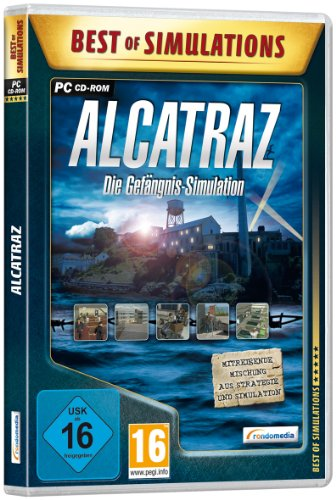 Best of Simulations: Alcatraz - Die Gef&#228;ngnis-Simulation, PC