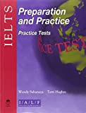 img - for Ielts Preparation and Practice: Practice Tests with Annotated Answer Key book / textbook / text book