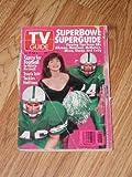 TV Guide 1994 Back Issue Valerie Bertinelli Loves Football Cover January 29 - February 4 (42)