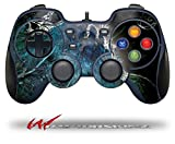 Aquatic 2 - Decal Style Skin fits Logitech F310 Gamepad Controller (CONTROLLER SOLD SEPARATELY)