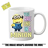 ONE IN A MINION Ceramic mug! Ideal Gift